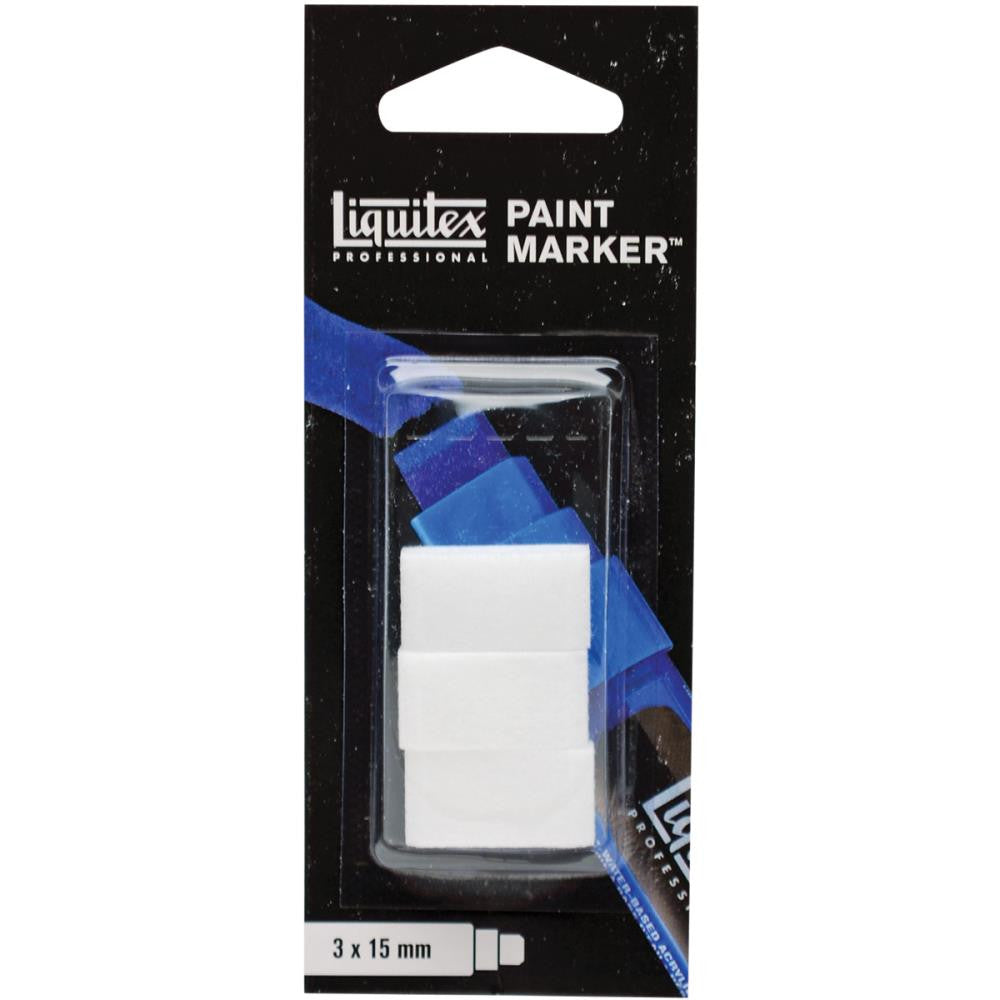 Liquitex Marker Nib Pack 3/Pkg - Artified Shop