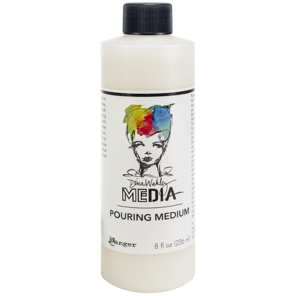 Dina Wakley Media Pouring Medium 8oz - Artified Shop
