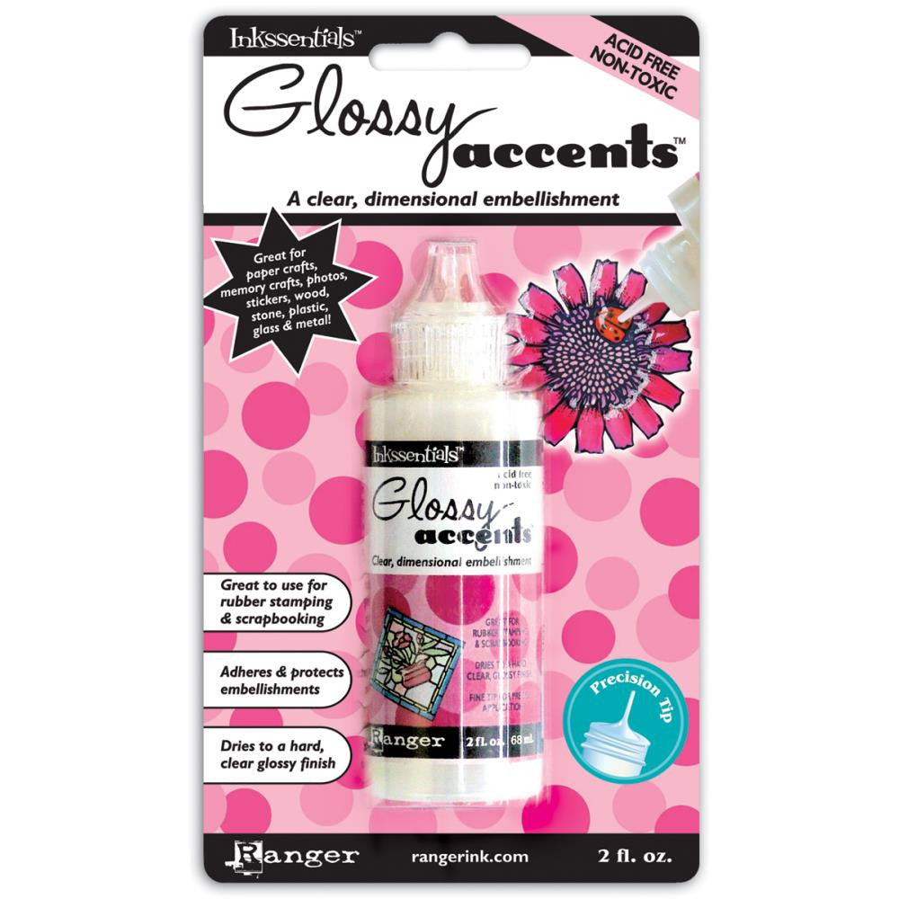 Inkssentials Glossy Accents Precision Tip - 2oz