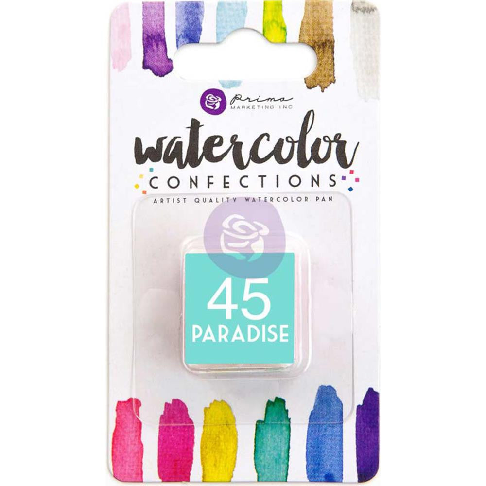 Prima Watercolor Confections Watercolor Pan Refill - #45 Paradise - Artified Shop