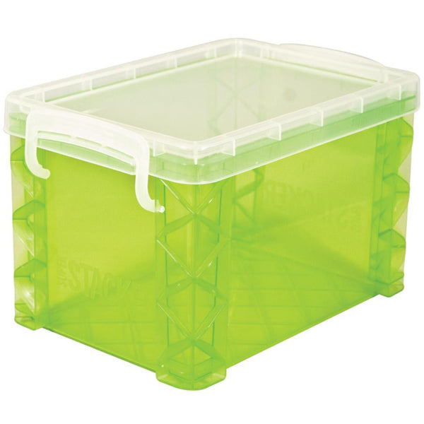 "Storage Studios Super Stacker 4""X6"" Storage Box"
