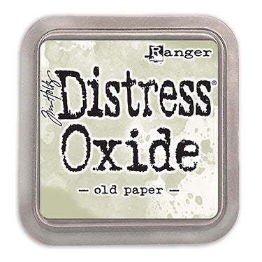 Tim Holtz Distress Oxides Ink Pad - Old Paper - Artified Shop