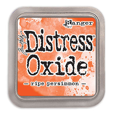 Tim Holtz Distress Oxides Ink Pad  - Ripe Persimmon - Artified Shop