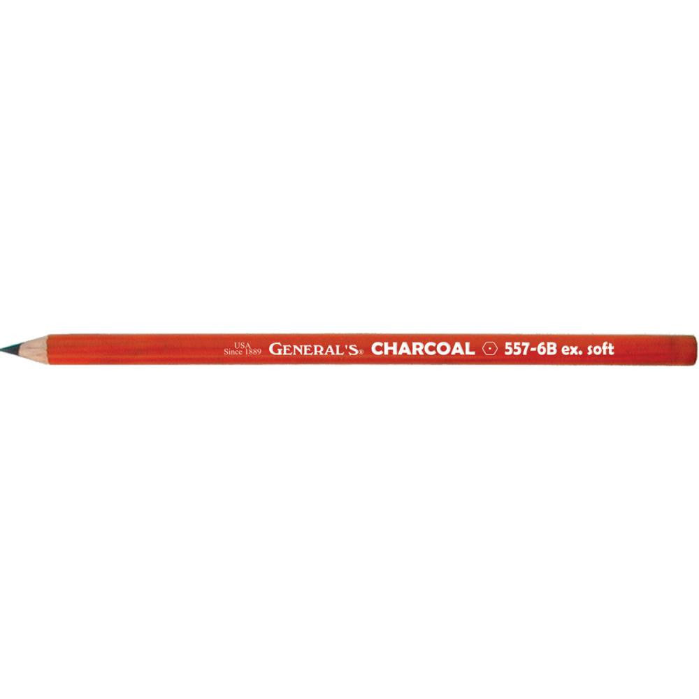 6B Charcoal Pencils 2/Pkg - Artified Shop  [product_venor]