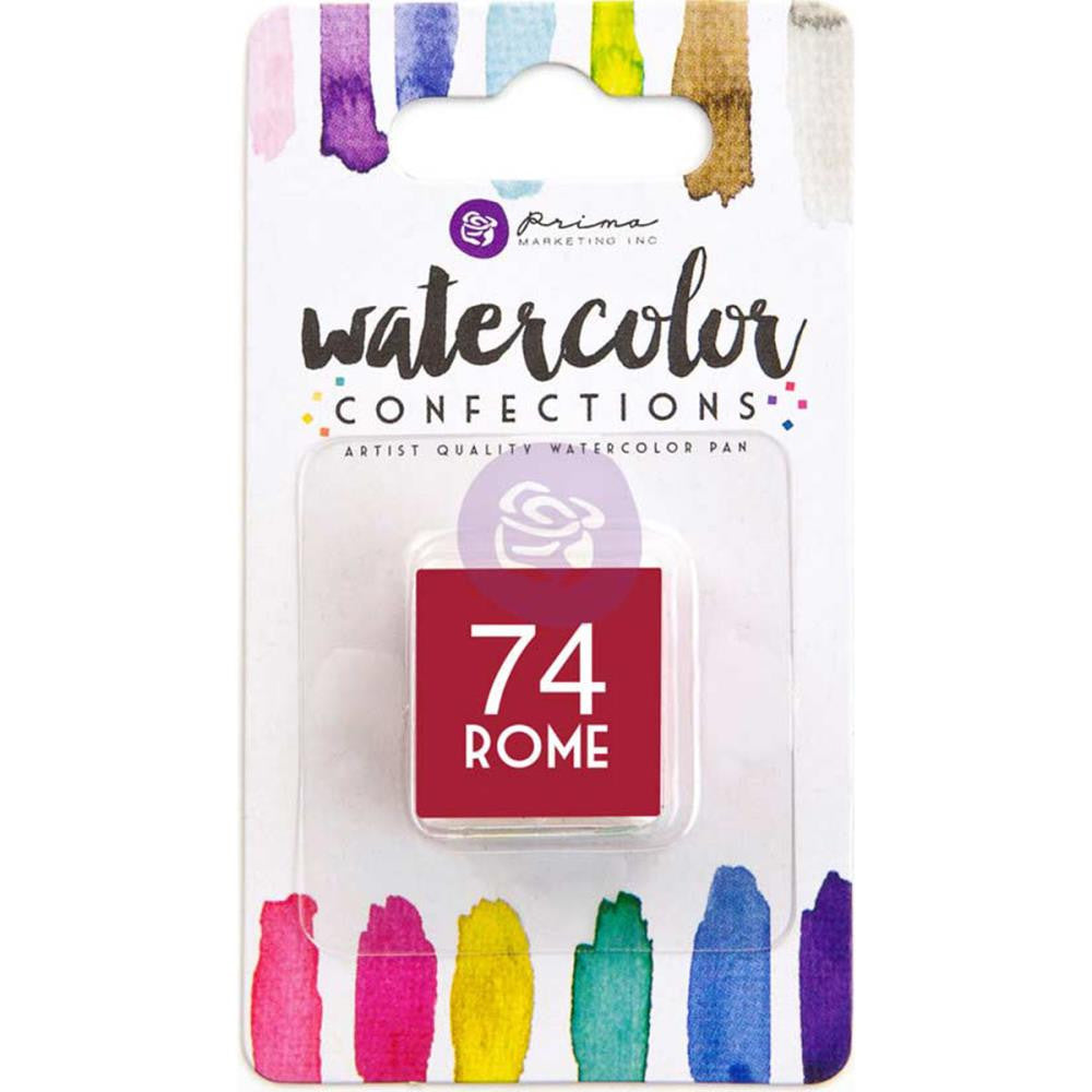 Prima Watercolor Confections Watercolor Pan Refill #74 Rome - Artified Shop