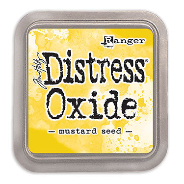 Tim Holtz Distress Oxides Ink Pad - Mustard Seed - Artified Shop