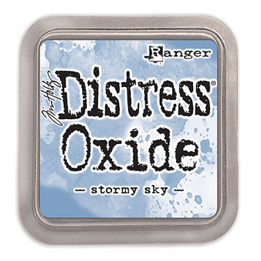 Tim Holtz Distress Oxides Ink Pad - Stormy Sky - Artified Shop