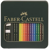 Faber Castell Polychromos Mixed Media Set - Artified Shop