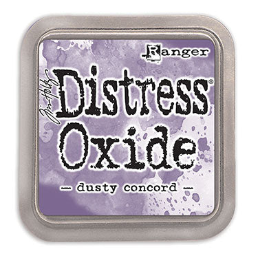 Tim Holtz Distress Oxides Ink Pad - Dusty Concord - Artified Shop