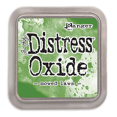 Tim Holtz Distress Oxides Ink Pad - Mowed Lawn - Artified Shop