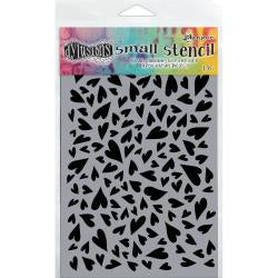 "Dyan Reaveley's Dylusions Stencils 5""X8"" Hearts - Artified Shop"