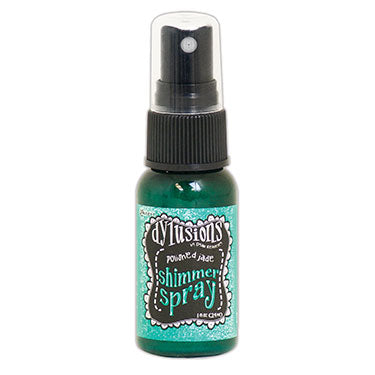 Dylusions By Dyan Reaveley Shimmer Sprays 1oz - Polished Jade - Artified Shop