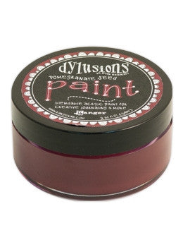 Pomegranate Seed Dylusions By Dyan Reaveley Blendable Acrylic Paint 2oz - Artified Shop