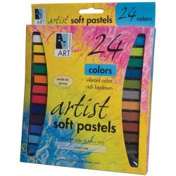 Art Alternatives Pastel Set 24/Pkg