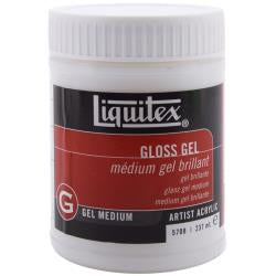 Liquitex Gloss Acrylic Gel Medium 8oz - Artified Shop