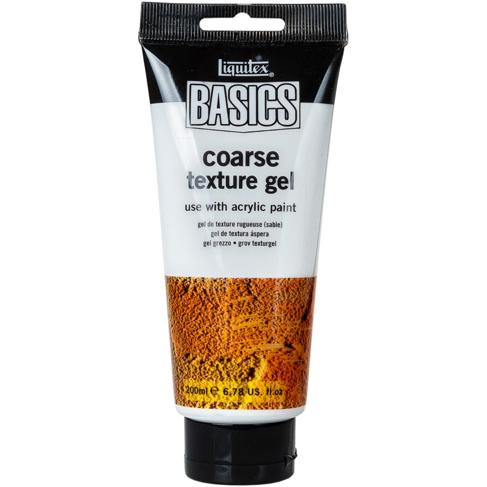 Liquitex BASICS Coarse Texture Medium 200ml - Artified Shop
