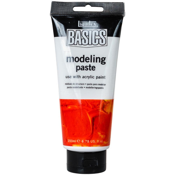 Liquitex BASICS Modeling Paste 200ml - Artified Shop