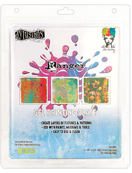 "Ranger Gel Plate 9""X11"" - Artified Shop"
