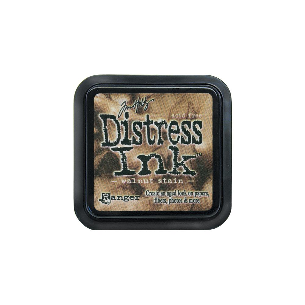 Walnut Stain Tim Holtz Distress Ink Pad - Artified Shop