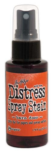 Barn Door Tim Holtz Distress Spray Stains 1.9oz Bottles - Artified Shop  [product_venor]
