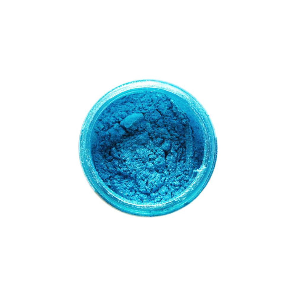 Finnabair Art Ingredients Mica Powder .6oz - Blue