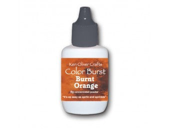 Burnt Orange Ken Oliver - Color Burst - Artified Shop