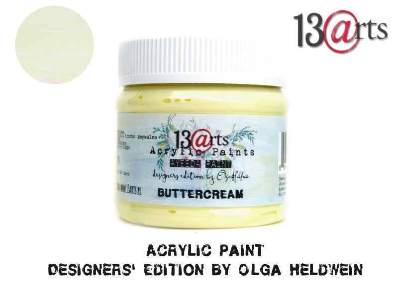 Buttercream Ayeeda Paint