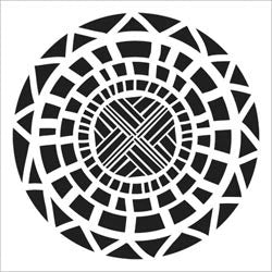 Celtic Circle - 12x12 Template - Artified Shop