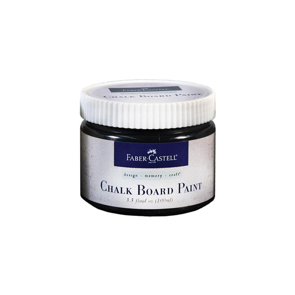 Chalkboard Paint Jar 100ml - Artified Shop