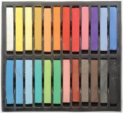 Reeves Soft Pastel Set 24/Pkg