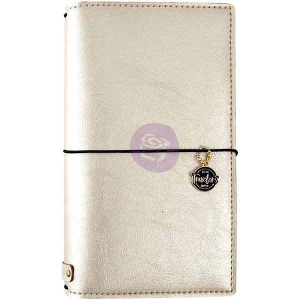 Champagne Prima Traveler's Journal Starter Set - Artified Shop