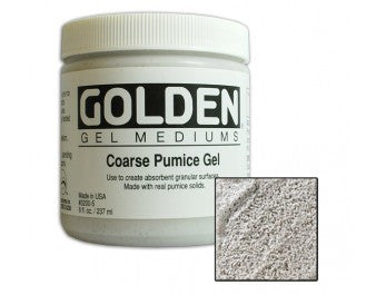 Pumice Gel - Coarse 8oz - Artified Shop