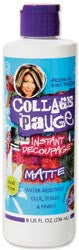 Collage Pauge Instant Decoupage Medium - Matte 8oz - Artified Shop