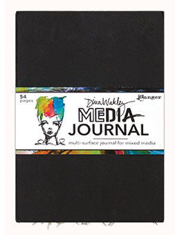 "Dina Wakley Media Journal 10""X14.25"" - Artified Shop"