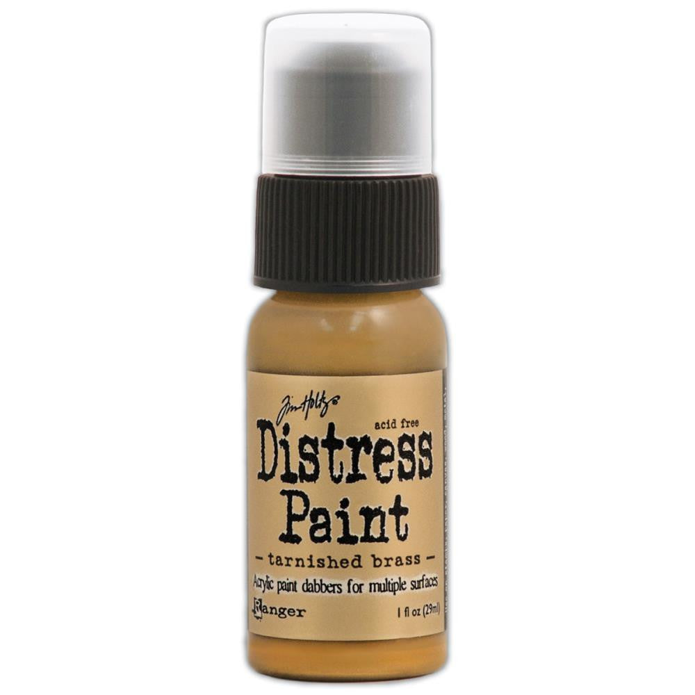 Tarnished Brass - Distress Paint - Artified Shop