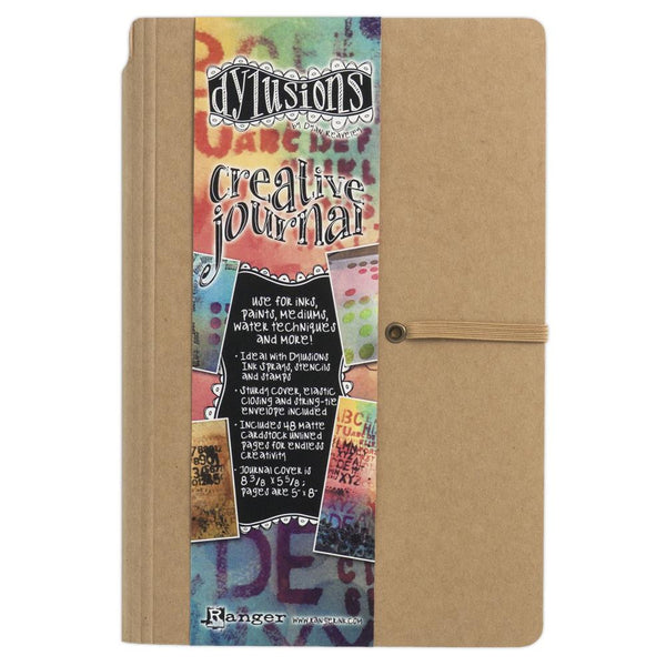"Dylusions Creative Journal Small 5""X8"" - Artified Shop"