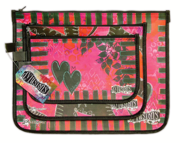 Dylusions Designer Accessory Bag Set - Artified Shop