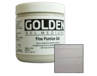 Pumice Gel - Fine 8oz - Artified Shop