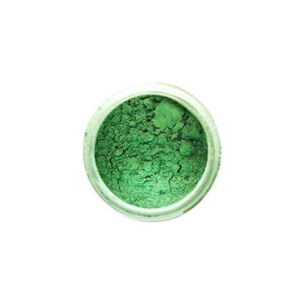 Finnabair Art Ingredients Mica Powder .6oz - Green
