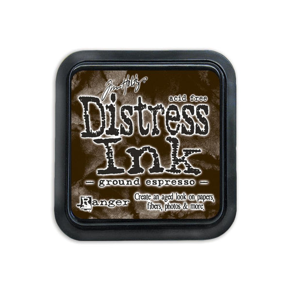 Ground Espresso Distress Ink Pad - Artified Shop
