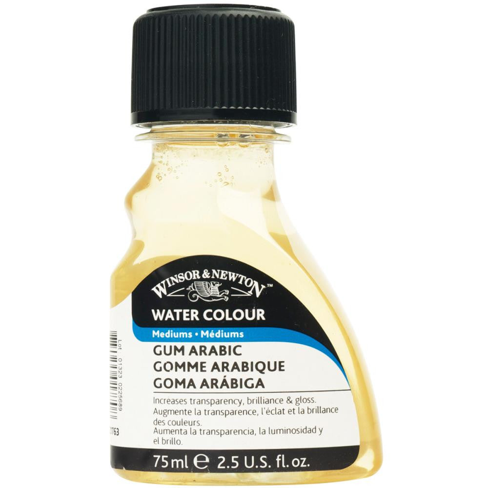 Watercolor Gum Arabic