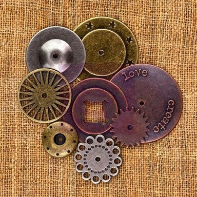 Washers - Vintage Trinkets & Mechanicals - Artified Shop