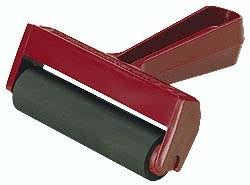 "Hard Rubber Speedball Brayer 4"" - Pop In"