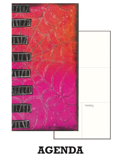 Dyan Reaveley's Dylusions Dyalog Insert Book Agenda - Artified Shop