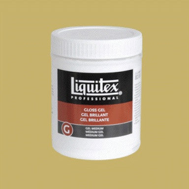 Liquitex Gloss Gel 473ml