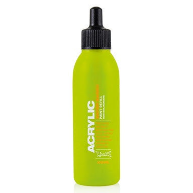 25ml Refill Acrylic - Shock Green Light - Artified Shop
