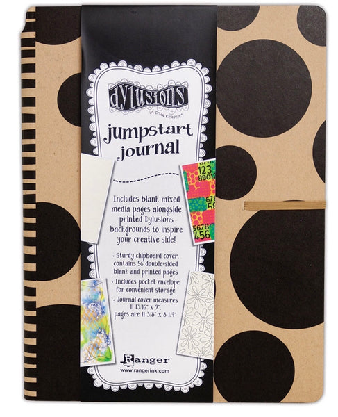 Dyan Reaveley's Dylusions Jumpstart Journal