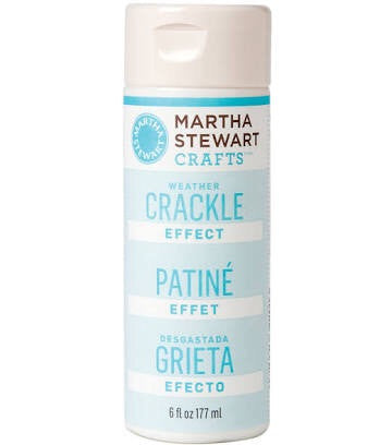 Martha Stewart Weather Crackle - Artified Shop