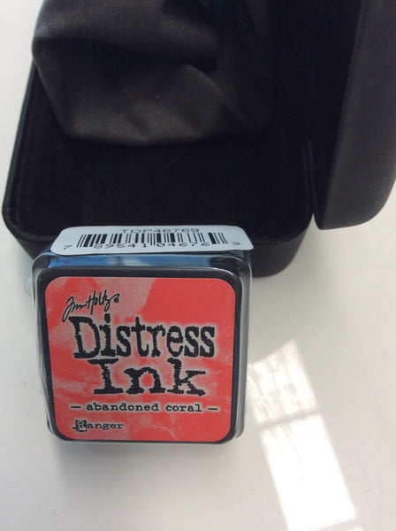 *Abandoned Coral Distress Mini Ink Pad - Artified Shop