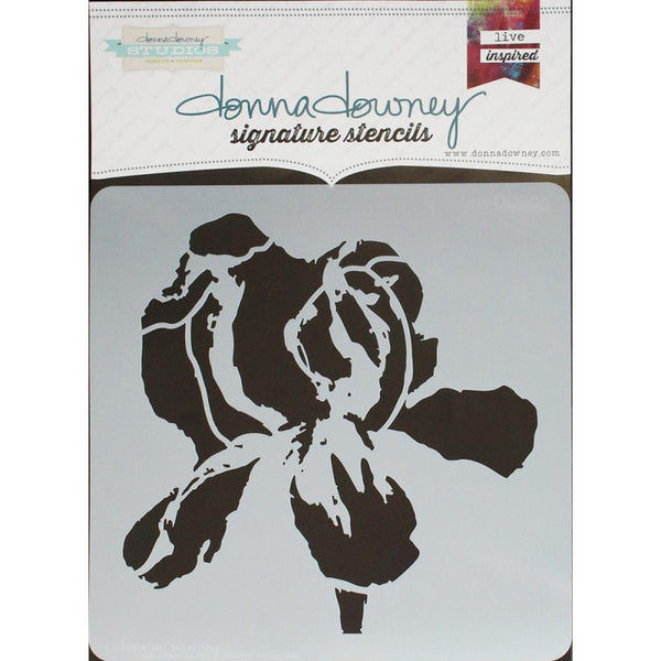 "*Iris Donna Downey Signature Stencils 8.5""X8.5"" - Artified Shop"